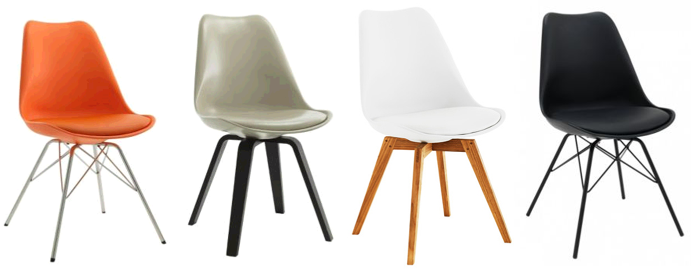 Chaises Inspiration Eames Chez Fly Mes Dernieres Lubies