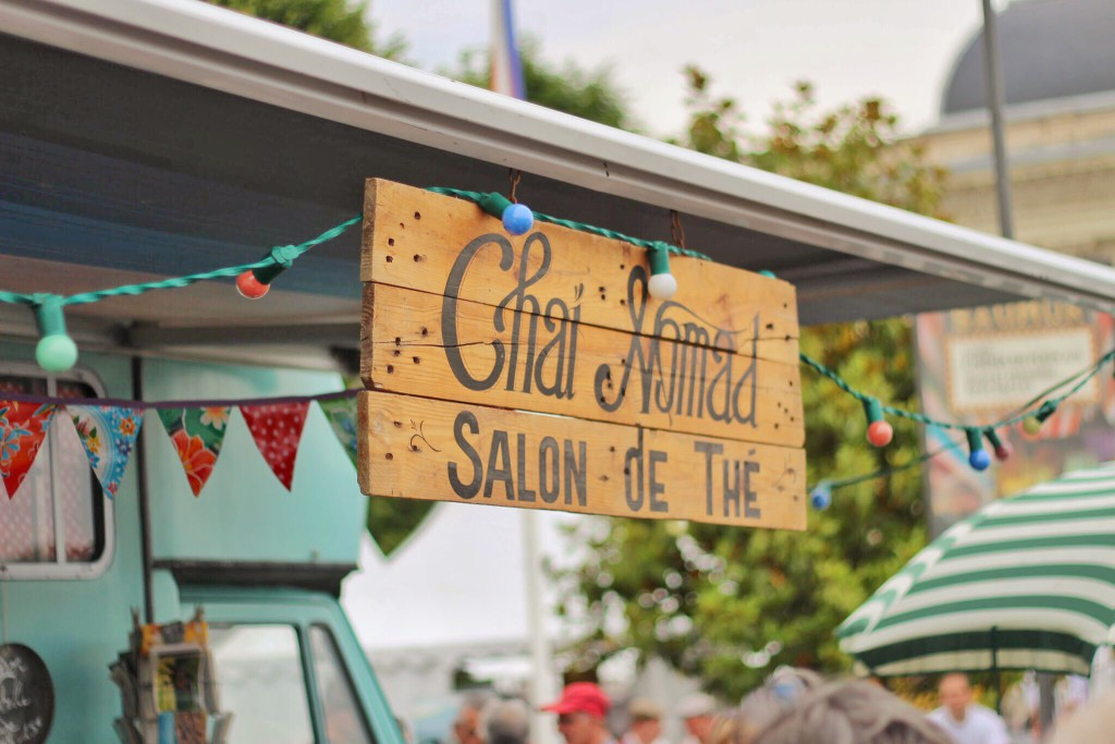 Chai nomad salon de the itinerant