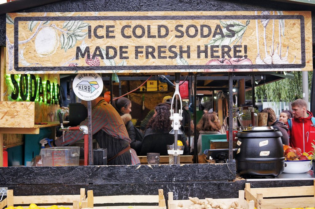Camden-town-street-food-ice-cold-sodas