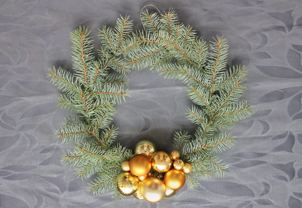 Couronne de noel naturelle maison design - Couronne de noel naturelle ...